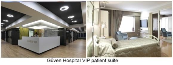 Guven VIP suite