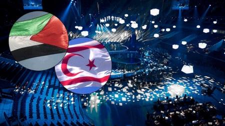 Eurovision ban on flags