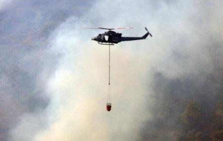 Turket to help fire fighting