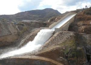 Water picture from the TRNC PIO