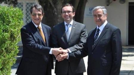 Leaders meet 22nd July
