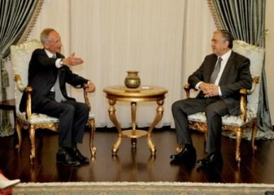 Matthew Kidd and Mustafa Akinci