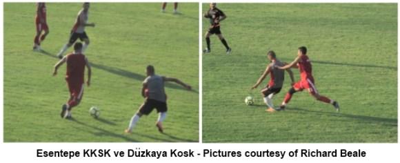 Esentepe KKSK ve Duzkaya Kosk 1