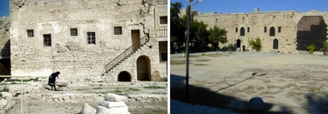 kyrenia-castle-1962-and-2010
