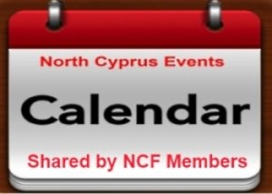 NCF Members Events calendar