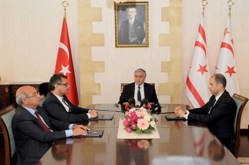 Mentioning The Derinya And Aplıç Border Gates Issue, Akıncı Said That  Preparations For Both Border Gates Will Be Completed By Means Of A Tender  Process Or ...