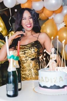Hadiza Zakari birthday party (3)