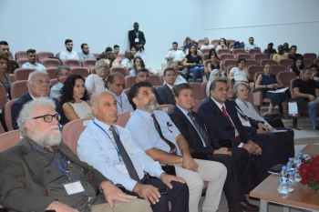 International Environment Conference attended by Minister Üstel (2)