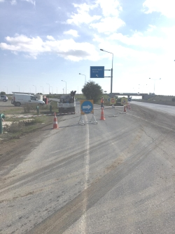 Nicosia-Iskele Road Maintenance (1)