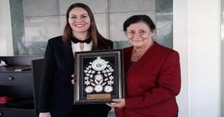 Nazan Ulukök and Raziye Kocaismail