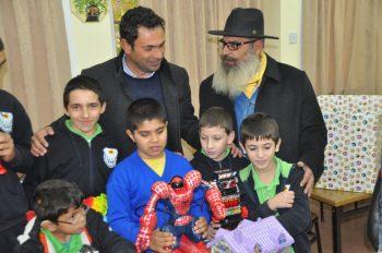 Çatalköy Municipality toy collection project (4)