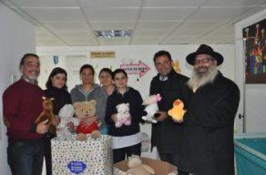 Çatalköy Municipality toy collection project (5)