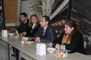 Disability Asso vist new Ercan terminal (5)