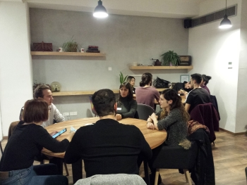 Conversation Cafe Cyprus 6th meeting (1)