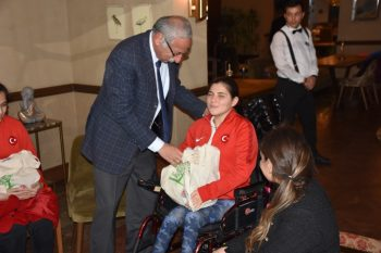 Turkey Paralympic Swimming National Team (3)