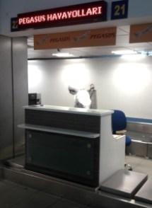 Ercan Airport Coronavirus control (2)