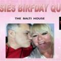 Susies birthday quiz