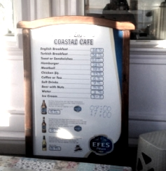 Zihni's Coastal Walkway Cafe 4
