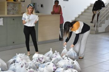 Girne Municipality aid packages to GAU students (1)