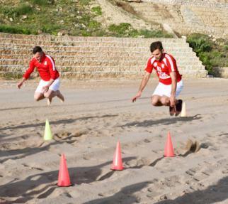Esenetepe training by the the seaside (2)