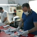 Girne Municipality Produces It's Own Masks (4) image