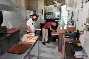 Food Inspections and Covid-19 Controls Continue in Girne Municipality (3)