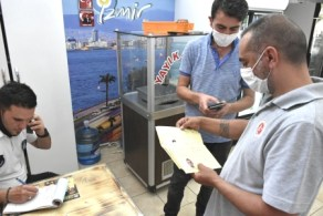 Food Inspections and Covid-19 Controls Continue in Girne Municipality (6)