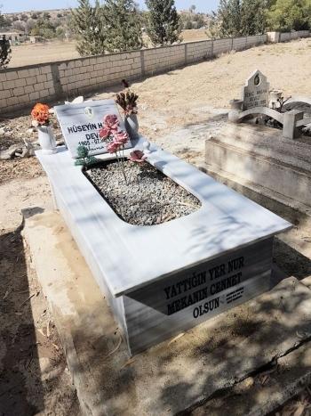 Grave of Deveci Hūseyin 1900-1982. RIP photo courtesy of Aysh Nafi