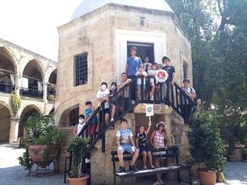 Girne Childrens Assembly visit to Lefkosa (1)