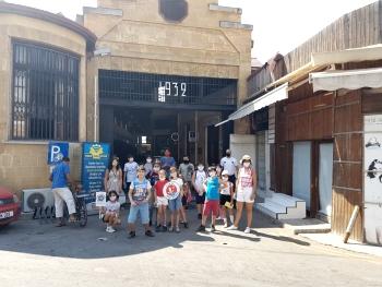 Girne Childrens Assembly visit to Lefkosa (8)