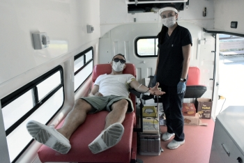 Girne Municipality held a Blood Donation campaign (2)