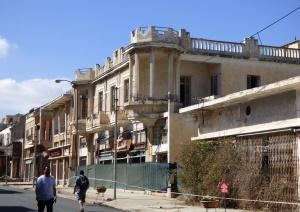 A Varosha street (now)