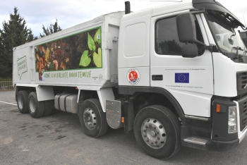 Girne purchased evhiles for waste transfer plant (1)