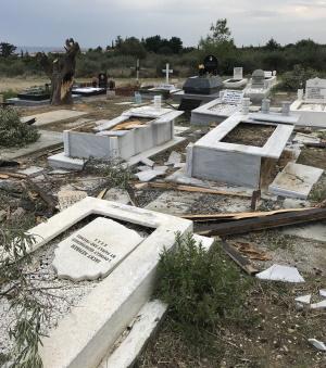 Lapta Cemetery tornado 4