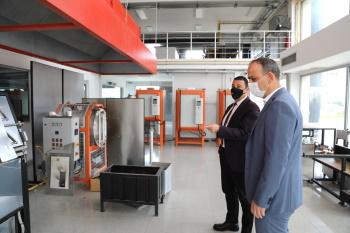 Lefkosa Mayor visit to ARUCAD (5)