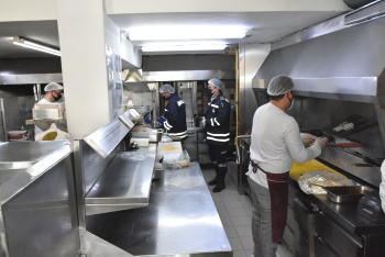 Food inspections and Covid-19 controls continue in Girne (1)