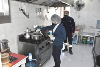 Food inspections and Covid-19 controls continue in Girne (13)