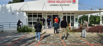 Vaccinations and PCR Tests are continuing in Girne (6)