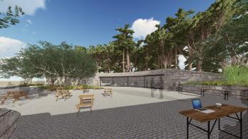 Girne Municipality new park (1)