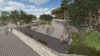 Girne Municipality new park (2)