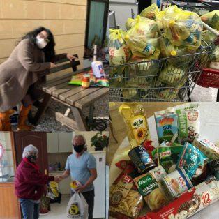 Rotary Club of Kyrenia Cosmopolitan food donation (2)