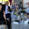 Rotary Club Kyrenia Cosmopoltain give thanks
