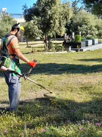 Girne road lines and cleaning operaton continues (3)