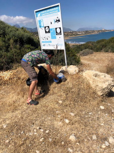 TRNC Ministry cleaning events in Alagadi and Karpaz regions (3)