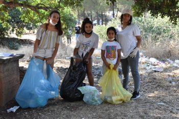 Boğaz Picnic Area clean-up (2)