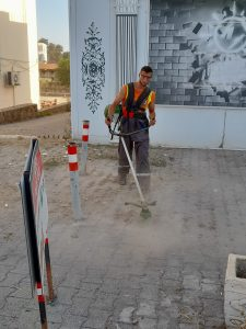 Girne road cleaning (14)