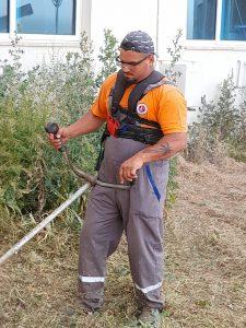 Girne road cleaning (22)