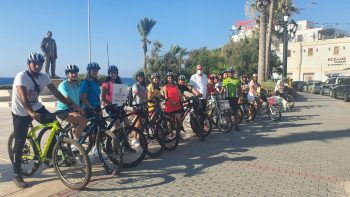 Youth Platform organızed Orienteering, Trekking and Cycling events (6)