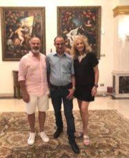 Mehmet, Engin and Demetra