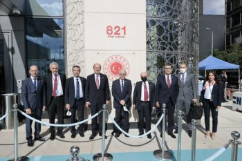 Opening of the Turkish House in New York (2) 1